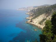 ionian sea coast